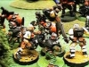 Blood Angel and Scythes Scouts on training