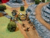 Space Marine Scythes of the Emperor Rhino Mark 2 Front Patrol 1