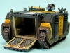 Space Marine Scythes of the Emperor Rhino Mark 2 Ramp Down