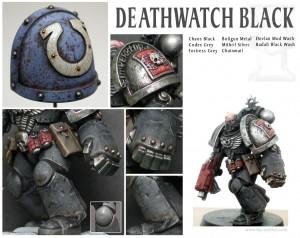 Deathwatch Scythes Marine