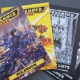 I just took delivery of the rulebooks for Warhammer 40k, Second edition. The week goes well so far! All my best gaming memories in 40k stem from this […]