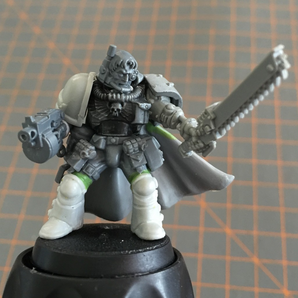 Scythes Scout Sergeant