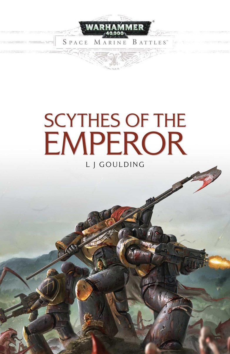 The Scythes of the Emperor cover