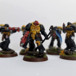 Richard Paulson Scythes Squad