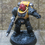 Scythes Trooper by Midgard Painting