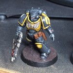 Scythes of the Emperor Chris Yound