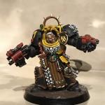 Dragos First Consul by Art Steventon