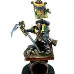 Scythes by @warpstormpainting