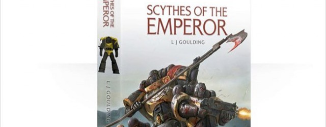 Black Library has placed on preorder and eBook download the latest Scythes of the Emperor Omnibus. In one book you get all the short stories and main novel,...