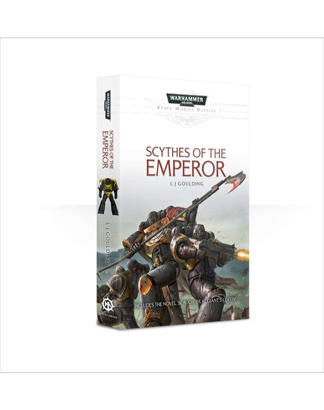 Scythes of the Emperor Omnibus