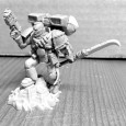 Here is a guide for the Scythes of the Emperor Power Falx that was seen on my competition entry. The following shows key components I personally would choose...