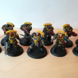 A couple of months ago Frederic contacted me to show his new Primaris Marines. It was a great opportunity to show a new collection growing. Check out his...